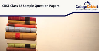 CBSE 12th Sample Question Papers 2020