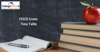 ISC Class 10th & 12th Date Sheet, Time-Table 2020