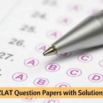 CLAT Question Papers with Solutions
