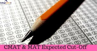 Colleges Accepting 2018 CMAT & MAT Score and Expected Cut-Off Marks