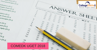 COMEDK UGET 2018 Final Answer Key Released; Result on 28th May