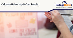 Calcutta University B.Com Part-1 Results Released: Direct Link Here