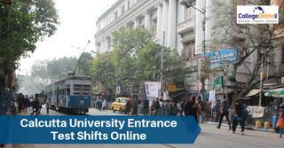 Calcutta University Introduces Online Entrance Test for PG Courses