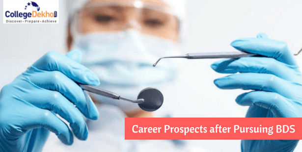 Career as a Dentist: Opportunities and Salary after Pursuing