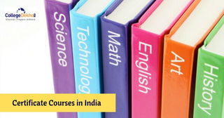 Best Certificate Courses in India in 2019 - Career Options, Jobs & Salary