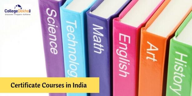 Best Certificate Courses