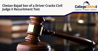 Son of A Chauffeur, Chetan Bajad Cracks the Civil Judge II Examination