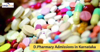 Karnataka (BEAD) D.Pharmacy Admissions 2019 - Eligibility, Fees, Colleges, Seat Matrix