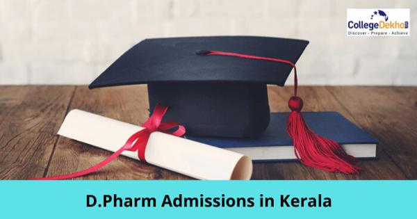 Kerala D.Pharm Admissions