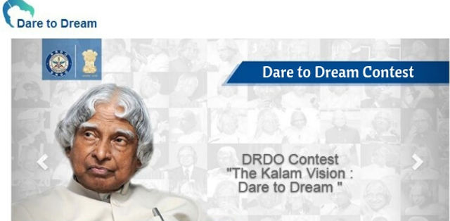 DRDO Invites Applications for 'Dare to Dream' Contest