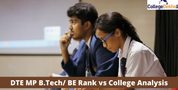 DTE MP B.Tech/ BE admission 2020