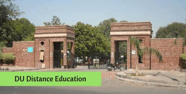 Delhi University Distance Education: Distance and