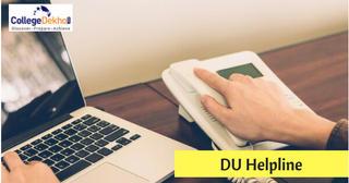 Delhi University Helpline Receives Varied Queries from Students