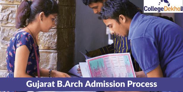 Gujarat B.Arch Admission 2021
