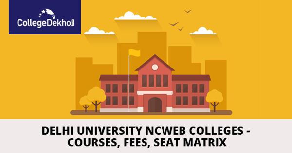 NCWEB Colleges Delhi University