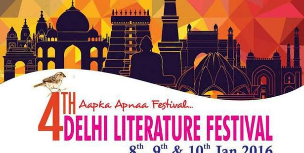 Delhi Literature Fest 2016 Coming to Enthral Book Lovers