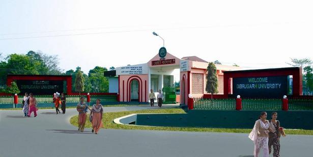 Dibrugarh University Gives 12,823 Degrees so far