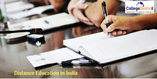 distance education and regular education