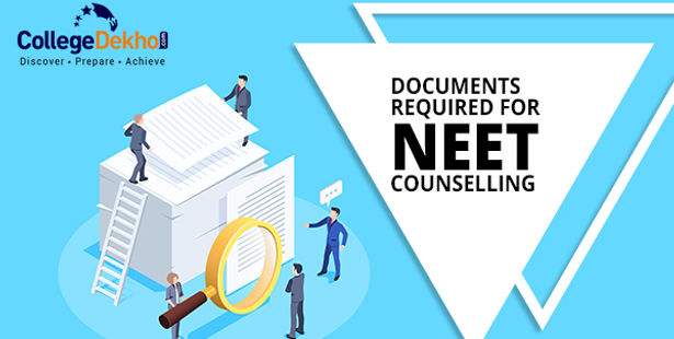 Required Documents for  NEET MBBS Admission