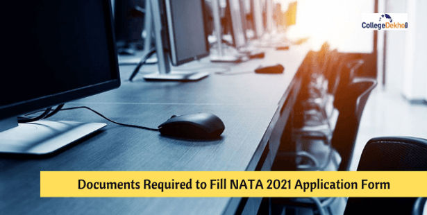 Documents Required to Fill NATA Application Form – Photo Upload, Specifications, Scanned Images