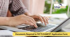 Documents Required to Fill TS EAMCET 2020 Application Form - Photo Specifications, Scanned Images