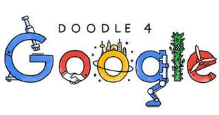 """Google Announces """"2018 Doodle for Google"""" Competition, Cash Prize Rs. 5 Lakh"""