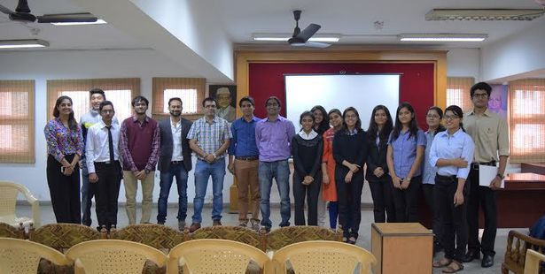 Final round of All Delhi Case study Contest Concluded