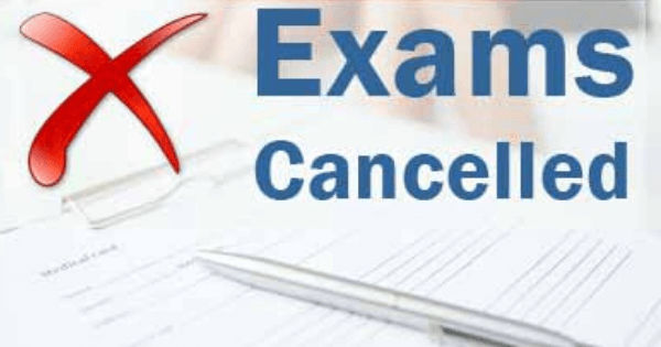Exams Cancelled for Final Year Students, Academic Session to be Deferred till October | CollegeDekho
