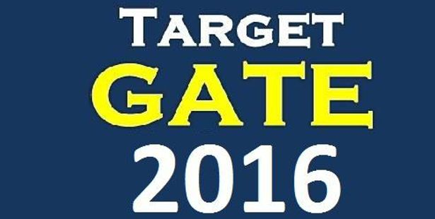 Admit Cards of GATE 2016 Released