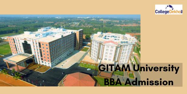GITAM University BBA Admission Process