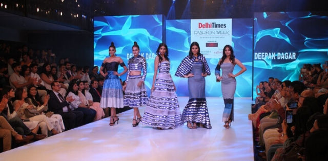 GD Goenka School of Fashion & Design Showcases GD Goenka Collettivo at Time Fashion Week