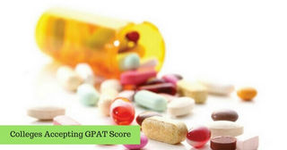 Colleges Accepting GPAT 2020 Score: Location & Fees