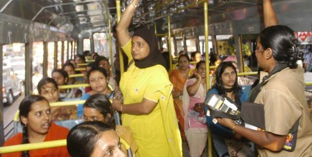 Girl Students Allowed Free Bus Travel in Haryana this New Year