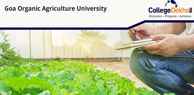 Organic Agriculture University to be Established in Goa