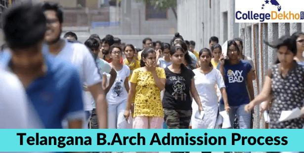 Telangana B.Arch Admission 2021