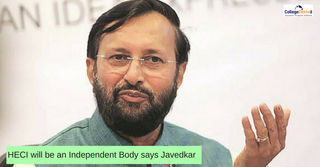 Higher Education Commission of India (HECI) will be an Independent Body: Javadekar
