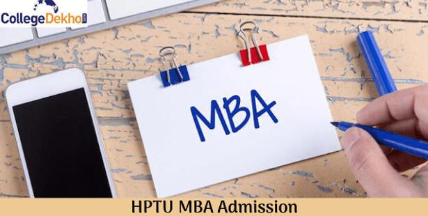 HPTU MBA Admission