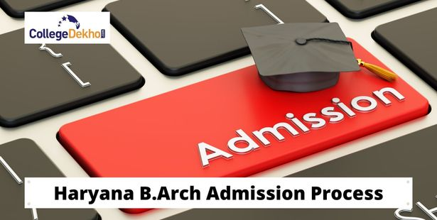 B.Arch Admission Process in Haryana