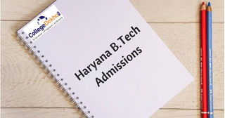 Haryana B.Tech Admissions 2019 – Dates, Eligibility, Selection Procedure, Application Form