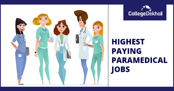 Highest-Paying Jobs After Paramedical Courses