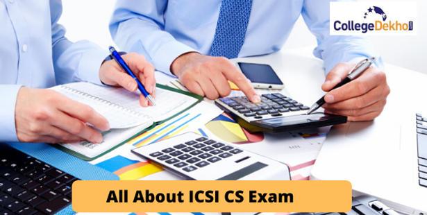 All About ICSI CS Exam 2021