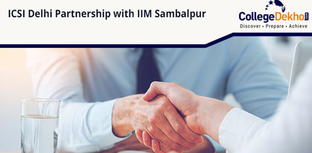 ICSI Delhi Inks Pact with IIM Sambalpur to Provide Signature Award