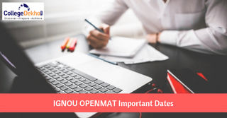 IGNOU OPENMAT XLIV (January 2019 Session) Admit Card Available Now