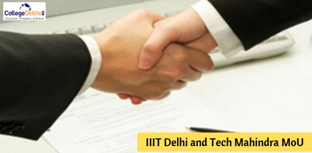 IIIT Delhi and Tech Mahindra Sign MoU to Offer Online Executive Courses