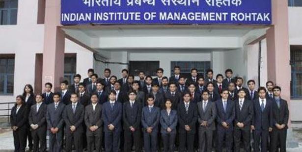 IIM Rohtak Organized MANCON -2015