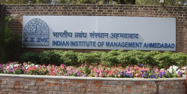 IIM-A Received Rs 110 Cores, Announces New Chairs & Scholarships