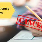 IIMC Entrance Exam Cancelled