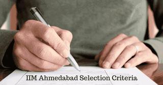 IIM Ahmedabad Selection Criteria 2019 after CAT