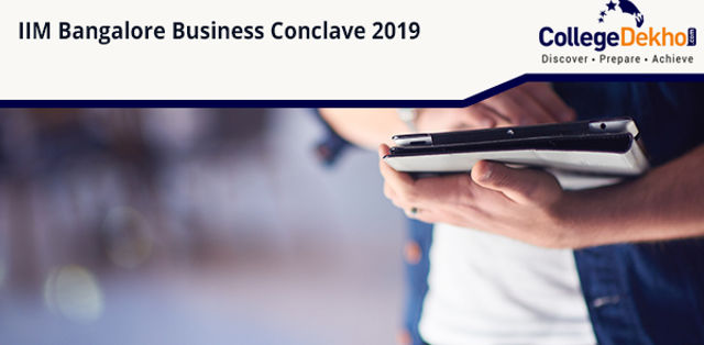 IIM Bangalore to Host Business Conclave 2019