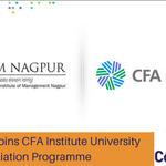 IIM Nagpur Becomes the Sixth IIM to Join CFA Institute University Affiliation Programme